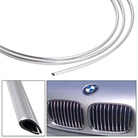 Wholesale Car Chrome Interior Styling Moulding Trim Strip mm m Interior Mouldings