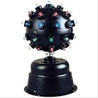 Wholesale KTV LED Effect Laser lighting stage light dancing magic ball voice control