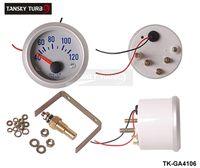 Wholesale Tansky universal meter gauge ELECTRICAL quot WATER TEMP GAUGE AUTO GAUGE CAR MEER have in stock TK GA4106