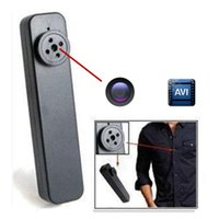 hidden camera with voice recorder - Spy Button Camera Hidden Pinhole Camera Mini DV With GB TF Card included DVR Voice Video Recorder