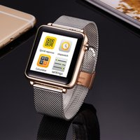 age base - Smart Bluetooth Waterproof Watch IP67 With MTK6260 For Android Based Phones Pedometer Messaging Phone Calls Golden Silver