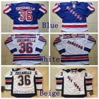 Wholesale Mens NY Mats Zuccarello Jersey New York Rangers Home Blue Road White Stadium Series Stitched Hockey Jerseys fashion