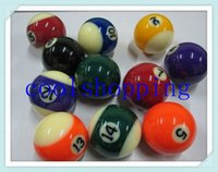 Wholesale 96pcs DHL High quality Low shipping cost Pool Billiard snooker table cue ball mm quot