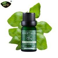basil oil - AFU Afu Basil essential oil of ml firming oil clean pores pure essential oil
