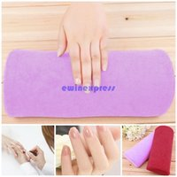 cosmetic pads - New high quality Pro Nail Art Salon Hand Holder Cushion Pad Pillow Acrylic Beauty Cosmetic Tools