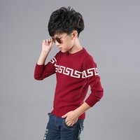 baby clothes knitting pattern - New Arrival Baby Boys Sweaters Fashion Patchwork Pattern High Quality Knitted Casual Boy Sweater Children s Clothing