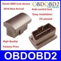 Wholesale Smart OBD lock device is for GM Series Ford lock or unlock Car Window Device OBD Smart Latch Device auto central lock CE passed