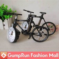 bicycle wall clock - Electronic New Bicycle Analog Alarm Clocks Auto Digital Wall Clock And Atacadista De Relogio Electronics For Cars Clock