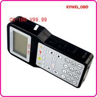 Wholesale NewCK100 CK Key programmer transponder programmer Newest V99 Locksmith Better than SBB key programmer DHL fast