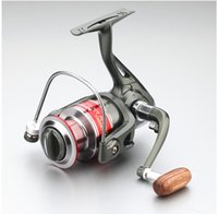Wholesale Fishing Spinning Reel Molinete Pesca BB Bearing Balls Metal Folding Rocker Rock Carretilha Fishing Tackle YL0026