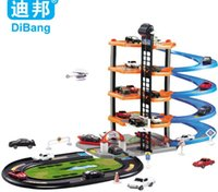 Wholesale educational toys for children BIG road set model car traffic