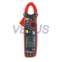 Wholesale Mini Clamp Meter True RMS AC DC Current meter UT210E UT E with Capacitance Tester Digital Earth Ground Multimeter Megohmmeter A