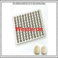 Button Cell Batteries bettery cell - Best quality SELLING BY SR626sw SR626 AG4 Cell Button Bettery