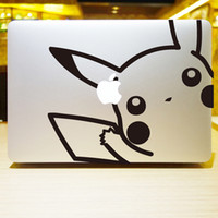 Wholesale The series of Pikachu Creative personality Vinyl Local Decal Sticker Skin for Apple MacBook12 quot air11 quot quot Pro13 quot quot quot Retina13 quot quot