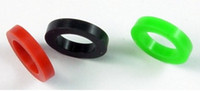 rubber o ring - 500 Silicone Tattoo Rubber Bands O Rings for tattoo machine guns supplies