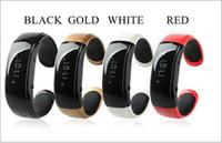 Wholesale BT999 Intelligent digital bracelet For android Bluetooth wristband Bracelet Wristwatch Samrt sport health Watches