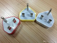 Cheap USB Travel Wall Charger Adapter UK 3 pin Plug For iphone 4S 5 5S 6 6plus Samsung S3 S4
