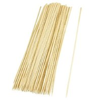 bamboo rain stick - FS Hot New Camping Wooden Color Bamboo BBQ Skewers Barbecue Shish Kabob Sticks order lt no track