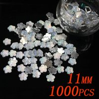 Wholesale Quincunx Resin Beads mm Three Colors Quincunx Shaped Flatback Resin Rhinestone High Luster Glue on Diy