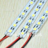 Wholesale m cm LED LEDs rigid Hard Light Super Bright white warm white Led Bar Strip V