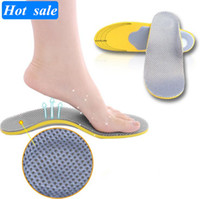 activated carbon foam - New ORTHOTIC SHOES INSOLES COMFORTABLE INSERTS HIGH ARCH SUPPORT PAD breathable mesh high elasticity Shoe Parts Accessories pair
