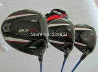 Wholesale Golf D2 D3 Complete set of Clubs golf driver fairway wood Forged irons set putter total set NO Bag