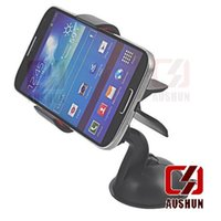 ace mounting - Brand New Windshield Car Mount Holder Stand For Samsung Galaxy Ace Galaxy S III mini I8190 Galaxy Fame S6810 Galaxy S4 I9505