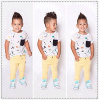 Cheap Baby Clothing Best Boy Children Clothing Sets