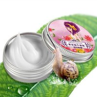 Wholesale Retail AFY Snail Cream Face Skin Care Treatment Reduce Scars Acne Pimples Moisturizing Whitening Anti Winkles Aging Cream drop shipping