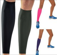 athletic supporters - hot selling new arrival Calf Compression Sleeve Running Training Exercise Athletic Leg Supporter Pair