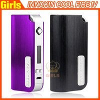 Cheap Authentic Innokin CoolFire IV Ecig Mod Innokin coolfire 4 cool fire innokin kit cool fire iv 4 coolfire 40w kit