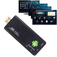 Wholesale Smart TV BOX Stick XBMC MK809II Dual Core Android Mini PC WIFI Media Player