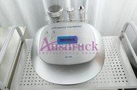 2in1 ultrasons liposuccion minceur France-Chaud! mini-2in1 40K ultrasons Liposuccion cavitation lifting du corps minceur machine de perte de poids ultrasons soins de la peau pour le salon