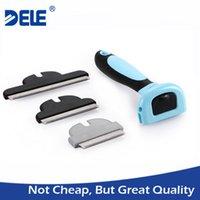 best brush for dogs - Dele Best Brush for Shedding Dogs Pet Grooming Slicker Comb