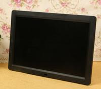 achat en gros de 12.1 cadre numérique-12,1 12 pouces Digital Photo Frame clip multifonction lecteur Ebook Calend horloge livraison gratuite
