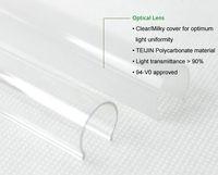 Wholesale X25 Integrated Cooler Door ft m mm W Led T8 Tube SMD2835 High Bright light feet lm V fluorescent lighting