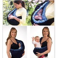 Wholesale New Born Front Baby Carrier Comfort Baby Slings Kids Child Wrap Bag Infant Carrier Via Epacket