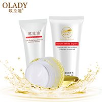 amino acid water - Perfect Nude Makeup Set whitening moisturizing concealer bb cream amino acid facial cleanser water yielding cream