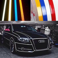 Wholesale 9 Meters Auto Motorcycle M Reflective Tape Stickers Car Styling For Car Truck Motor Anywhere