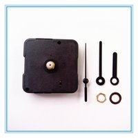 Cheap Best Seller CE Sweep Quartz Clock Parts with Three Metal Hands + Ring