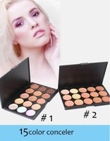 Wholesale New Special Professional COLOR Concealer Facial Care Camouflage Makeup Palette