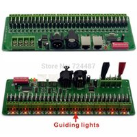 Wholesale dmx channel Easy DMX LED controller decoder dmx512 decoder controlador dmx console