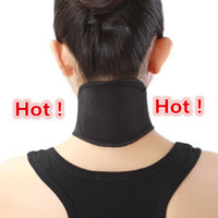 big sauna - Big Promotion Tourmaline Self Heating Magnetic Therapy Neck Wrap Belt Neck Self Heat Brace Neck Support