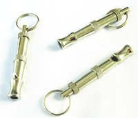 Wholesale 200pcs Dog Training UltraSonic Adjustable Sound Whistle