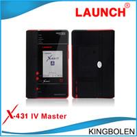 Wholesale 2014 LAUNCH X431 IV Launch X Master IV X Master IV Original Free Update via Internet Three Years Warranty
