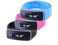 Wholesale Black V5S Fashion New Bluetooth Monitor Sports Smart Band Wristband Smart Bracelet Health Tracker Watches For Andriod IOS