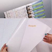 Wholesale EducationTeach PVC Dry Erase Writing Wall Paper Whiteboard Wall Sticker CM