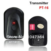 Wholesale PT NE PT Channels Wireless Flash Trigger Transmitter KIT SET with Receivers Photo Studio Accessories