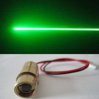 Wholesale High Quality LAB nm mW Green Laser Module Laser Diode lighting Free Driver