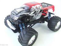 rc nitro engine - 3CH RC Truck Nitro Gas CC engine WD car speed Gearbox Monster Mega radio remote control Trucks toy